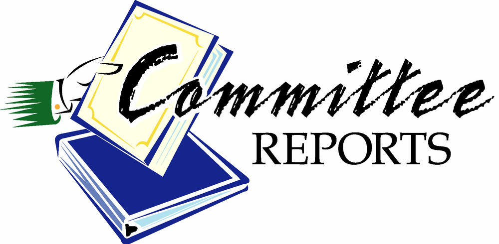 Hand holding  Committee Report
